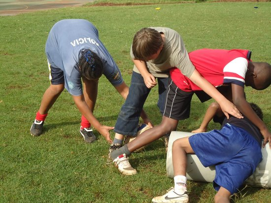 Sadili Oval Sports Academy: Rugby Training