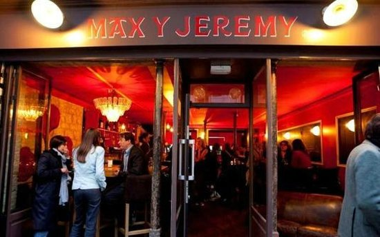 Photo of Spanish Restaurant Max Y Jeremy at 6, Rue Charles Francois Dupuis, Paris 75003, France