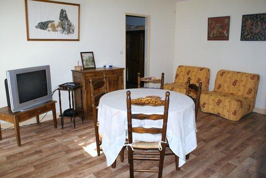 Hotel La Bonnheure : Appartement