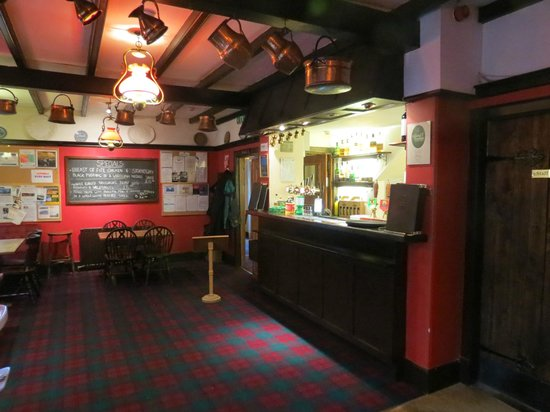 The Lade Inn : Interior