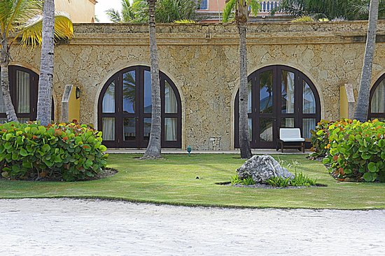Sanctuary Cap Cana by Playa Hotels & Resorts: our room from outside 1019