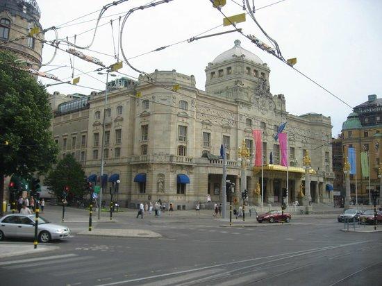 Royal Dramatic Theater (Kungliga Dramatiska Teatern): Royal Dramatic Theater of Stockholm