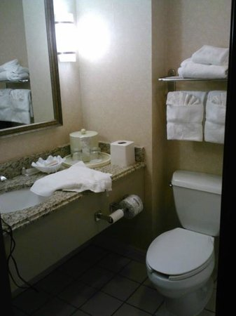 Inn at Saint Mary's: Bathroom