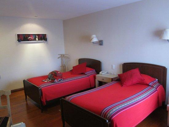 Hotel Rosario La Paz: Room
