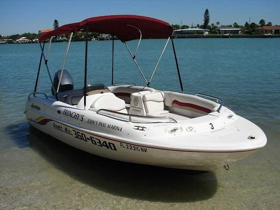 Blind Pass Boat and Jet Ski Rental