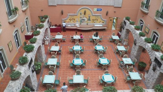 Holiday Inn Express Guanajuato: Restaurante.