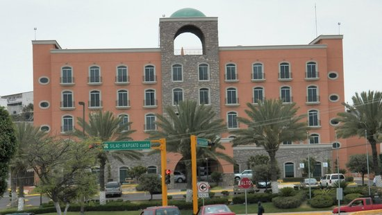 Holiday Inn Express Guanajuato : Hotel.