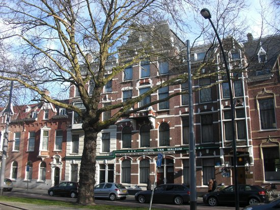 Hotel van Walsum: Hotel façade