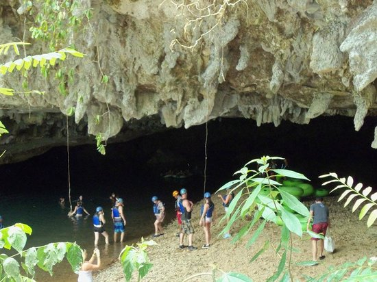 Belize Cave Exit May 7 2013 Picture Of Chukka