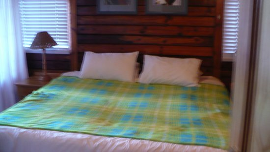 Knysna River Club: very clean comfortable beds