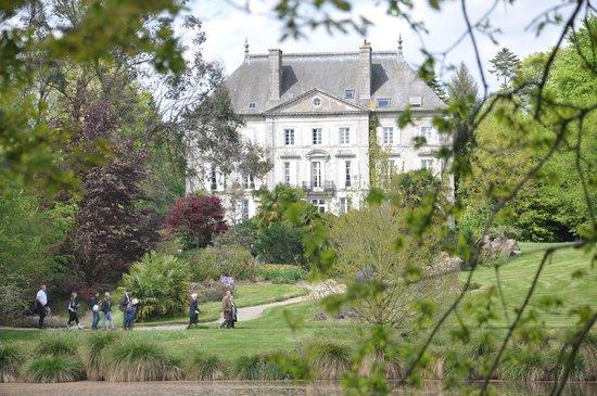 Ch teau de la folti re picture of parc botanique de haute bretagne le chatellier tripadvisor - Parc botanique de haute bretagne ...