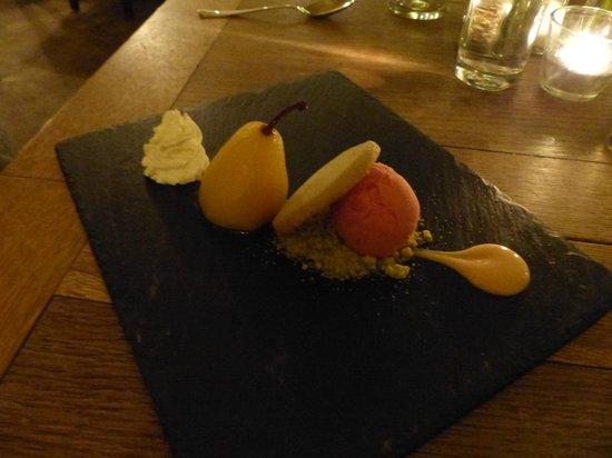 Marlborough Tavern: Dessert