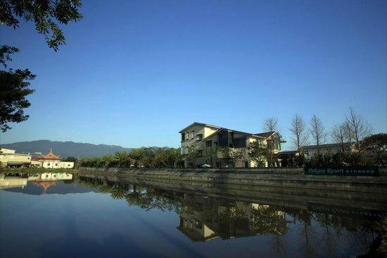 Pokara Resort: 會館戶外風景