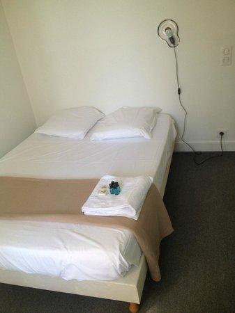 La Pinede Hotel: chambre cabine