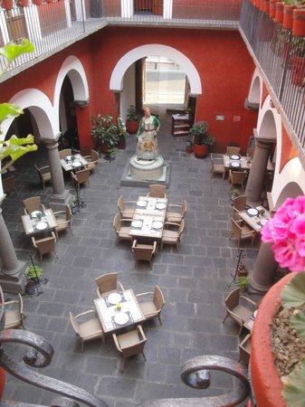 Casona de la China Poblana: I am in Love with this hotel.