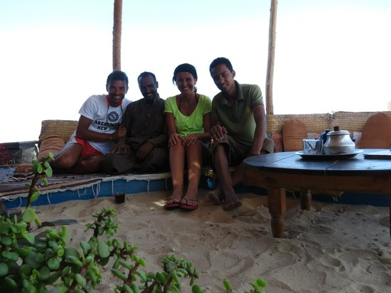 Marsa Shagra Village: Amici
