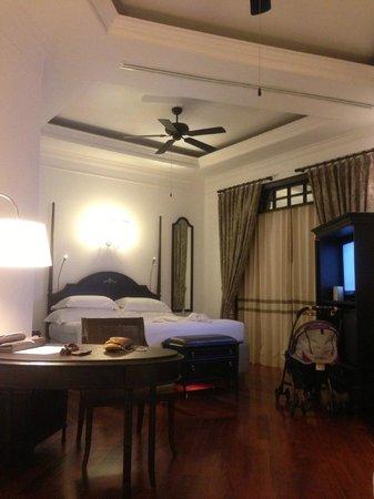 Centara Grand Beach Resort & Villas Hua Hin: Junior suite.