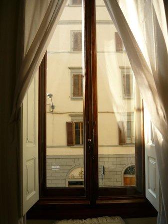 Cimabue 9 : una delle finestre