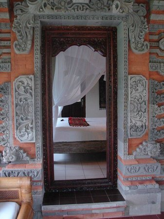 Subak Tabola Villa: L'entrée