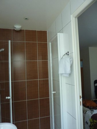 Hotel de Reims: doccia
