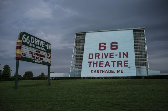 66 Drive-In Theatre: Its a great place to stop