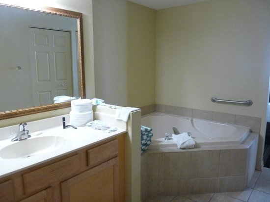 Wyndham Palm-Aire: bathroom master