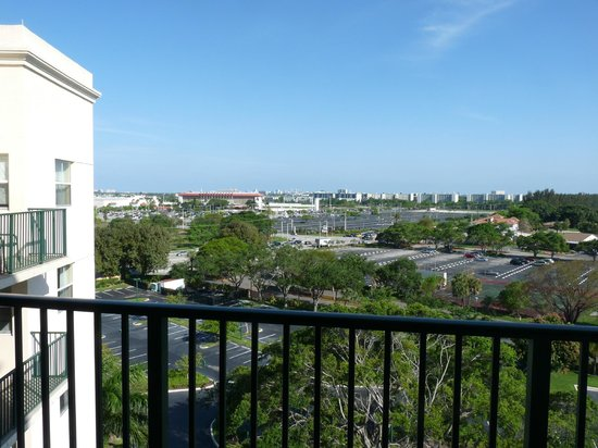 Wyndham Palm-Aire : view