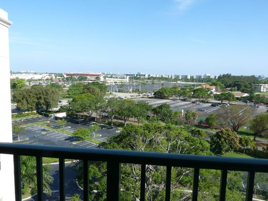 Wyndham Palm-Aire : view from sabal