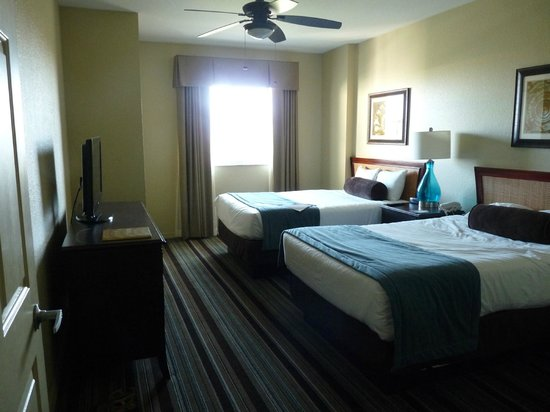 Wyndham Palm-Aire: 2nd bed