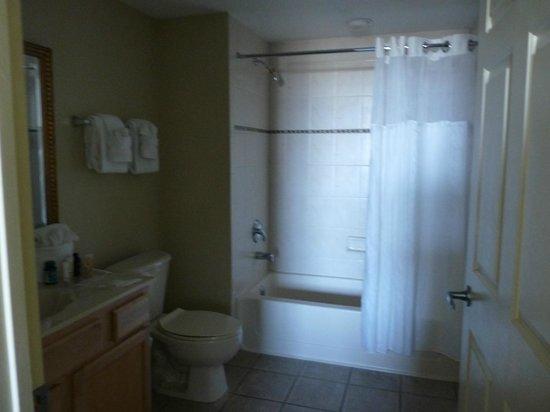 Wyndham Palm-Aire: bathroom 2nd bed