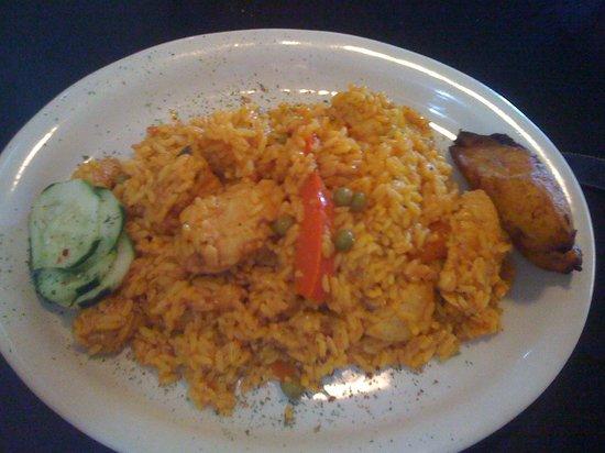 Feli's Cuban Kitchen: Arroz con Pollo