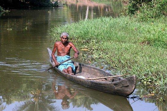 Kerala Backwaters: Locality in Kumarakom