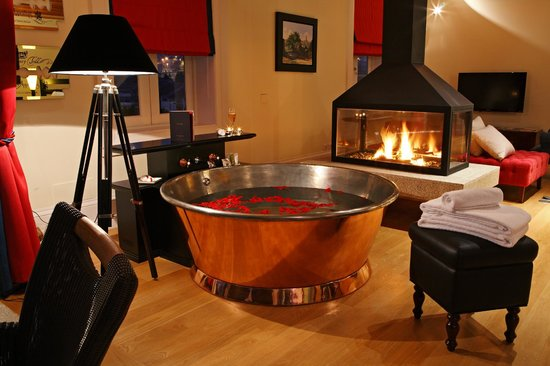The Yeatman: The Bacchus Suite