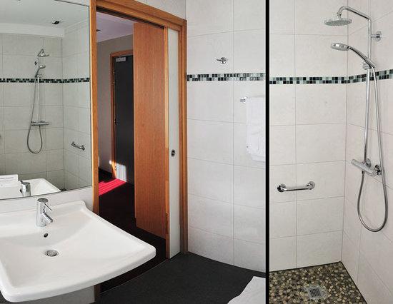 Auberge Sundgovienne : salle de bain