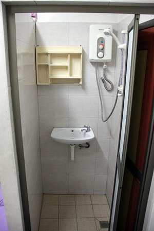 Stardust Guest House: My ensuite bathroom