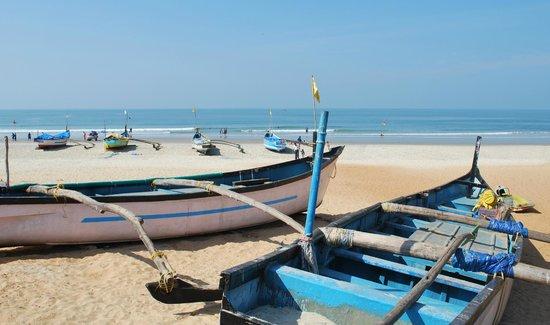 Benaulim Beach: Benaulim Boats