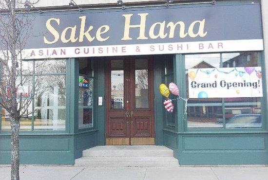 Sake Hana Asian Cuisine and Sushi Bar