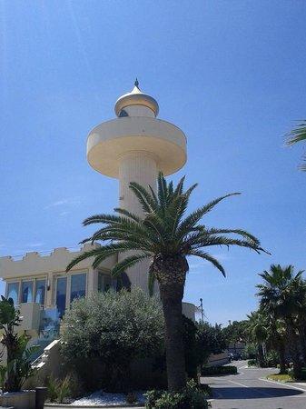 Grand Hotel Minareto: Zona comune
