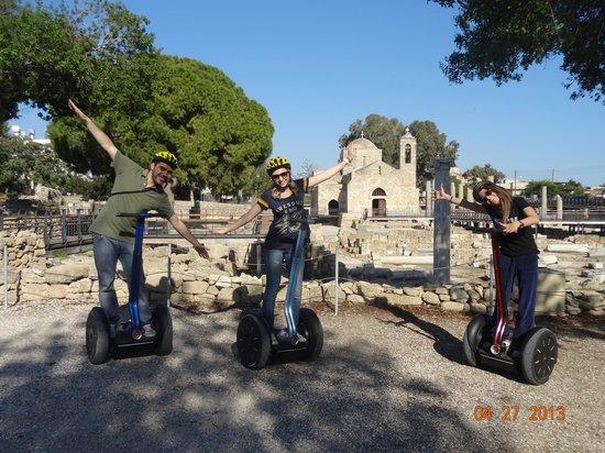 Paphos Segway Tour