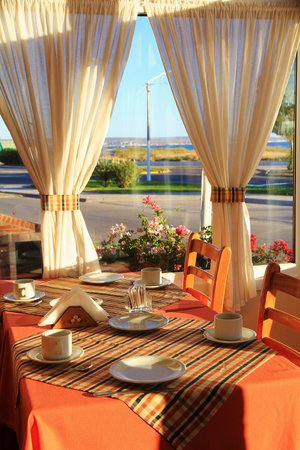 Hosteria Solar de la Costa: Salle à manger