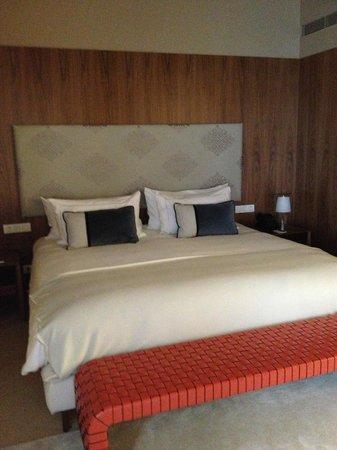 Mercer Hotel Barcelona: Super comfortable bed