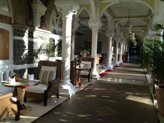 The Taj Mahal Palace, Mumbai: Lounge