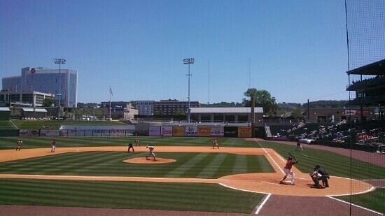 Regions Field: Barons Home Field