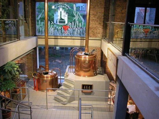 Huisbrouwerij 't Pakhuis : Starting point brewing proces