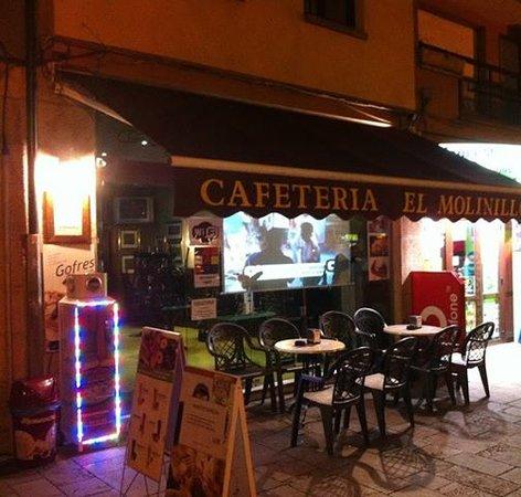 Cafeteria El Molinillo : El Molinillo