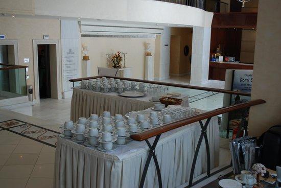 Athens Zafolia Hotel : Coffee Break