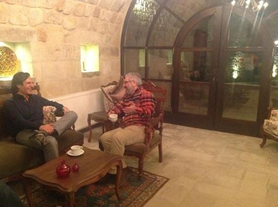 Dere Suites Cappadocia : Başlık ekle