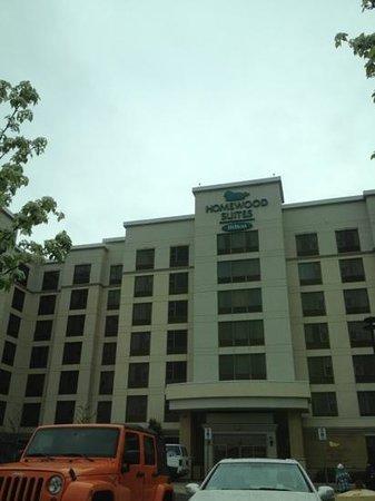 多倫多多倫多機場企業中心希爾頓惠庭套房飯店照片