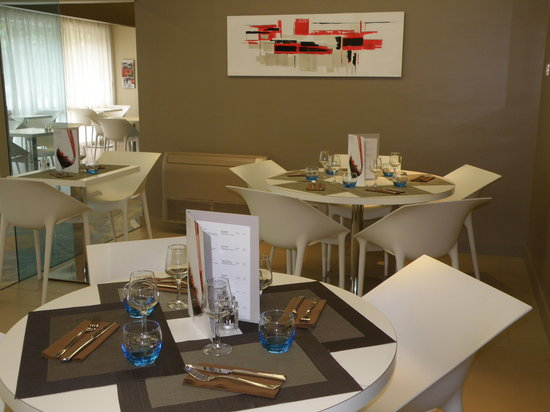 restaurant le griffolet photo de h tel mercure brive ussac tripadvisor. Black Bedroom Furniture Sets. Home Design Ideas