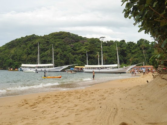 Praia de Japariz: Japaris Beach
